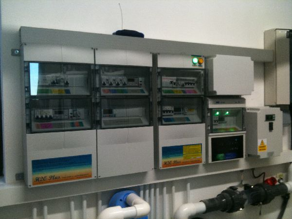 All types of enclosures and control panels